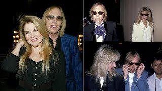 Tom Petty's two marriages and friendship with Stevie Nicks