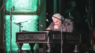 Ökrös Oszkár Kossuth díjas cimbalomművész, a 100 Tagú Cigányzenekar szólistája
