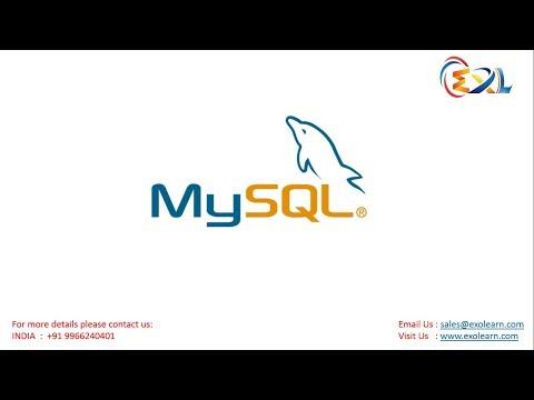 MySQL Tutorial For Beginners  Introduction to MySQL  MySQL Online Course  Exolearn