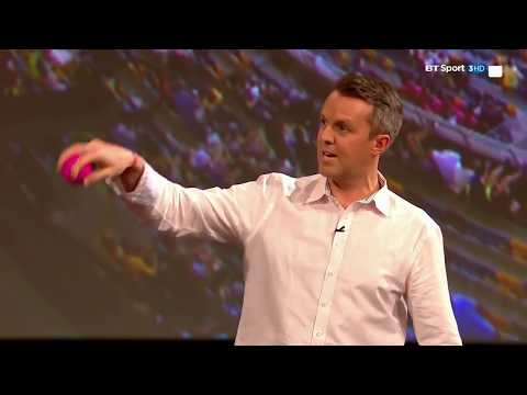Cricket Masterclass: The art of spin bowling with Graeme Swann