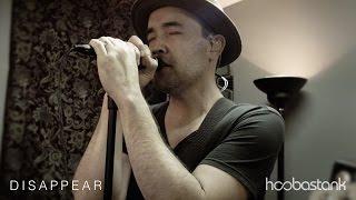 "Video thumbnail of ""Hoobastank - Disappear (2015 Rehearsal)"""
