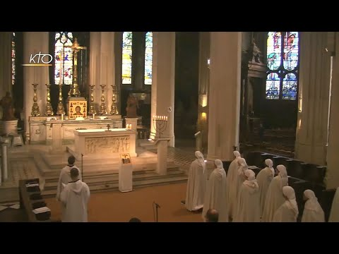 Vêpres et messe à St-Gervais du 14 septembre 2019