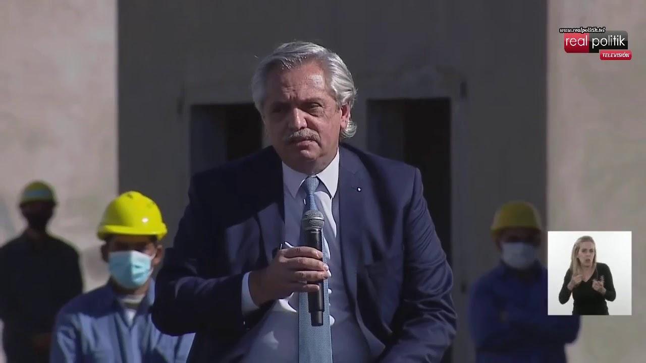 """Alberto Fernández: """"Un juez no puede dictar sentencias para favorecer a sus candidatos"""""""