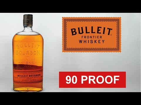 Bulleit Bourbon Frontier Whiskey – Review #7