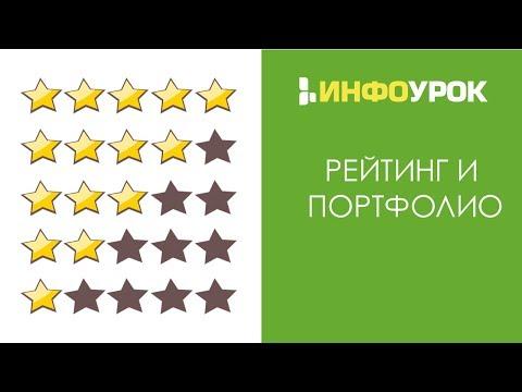 Рейтинг и портфолио: альтернативные средства оценивания учебных достижений  Видеолекции   Инфоурок