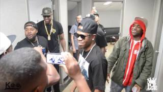 Mike Jones, Chamillionaire & Slim Thug on The Texas Takeover Tour4