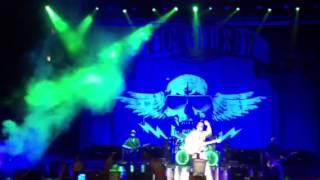 Eric Church - I'm Gettin' Stoned (live 3-24-12)