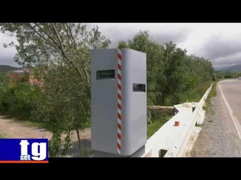 RETTIFICA: Sarà attivo dalle prossime settimane. Autovelox Vallo della Lucania