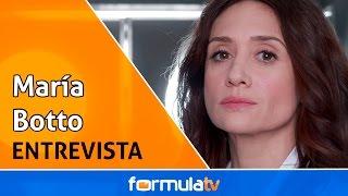 """María Botto: """"He tenido que estudiar mucha psiquiatría para meterme en este personaje"""""""