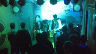 Francine - ZZ Top Cover Band