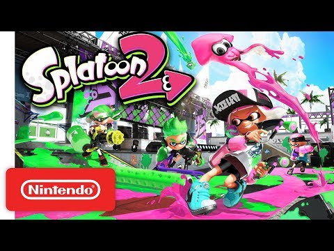 Splatoon 2 - Nintendo Switch Presentation 2017 Trailer thumbnail