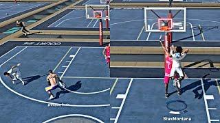 NBA 2k16 My Park - StaxMontana And PrettyBoyFredo MyPark Hoop Mixtape Vol. 2 !