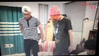 Bigbang naver starcast sober if you live part 4 (behind the scene)