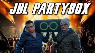 JBL PartyBox 300 - test, recenzja, review. Mocna konkurencja dla SONY GTK-XB90