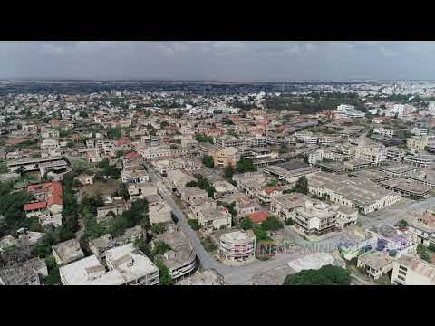 A city without life. Drone footage over Europe's largest ghost town, abandoned since 1974.