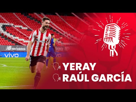 🎙 Yeray Álvarez & Raúl García | post Athletic Club 5-1 Getafe CF | J20 LaLiga 2020-21