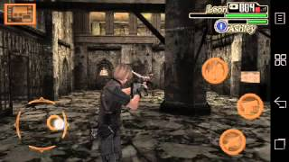 Resident Evil 4 Android Mission 8:The Blind Weapon
