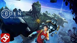 Eden Renaissance - A Beautiful Puzzle Adventure - iOS/Android - Gameplay Video