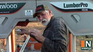 Sawmill School - Setting Up Your New Portable Sawmill