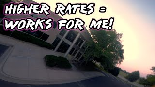 Higher rates = Fire sauce | FPV Freestyle | Never say last pack