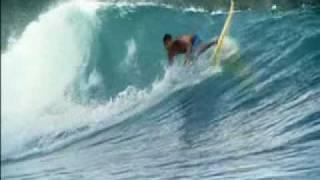 The Letter (Surf Clip)   Xavier Rudd