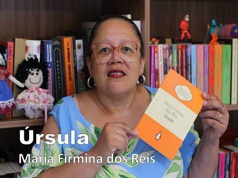"""Livro: """"Úrsula"""" de Maria Firmina dos Reis"""