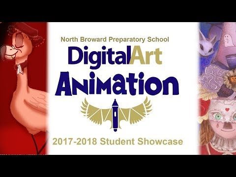 Fine Arts - Animation Demo Reel 2018