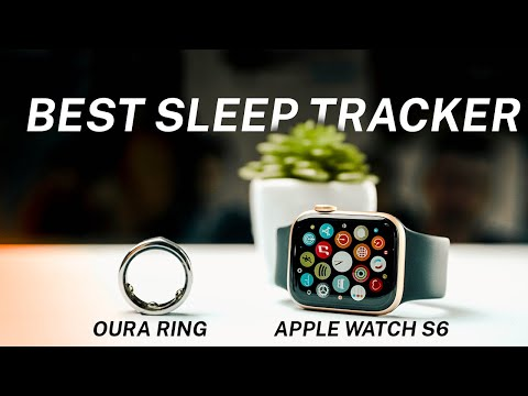Apple Watch Series 6 VS Oura Ring 2 (Best Sleep Tracker?)