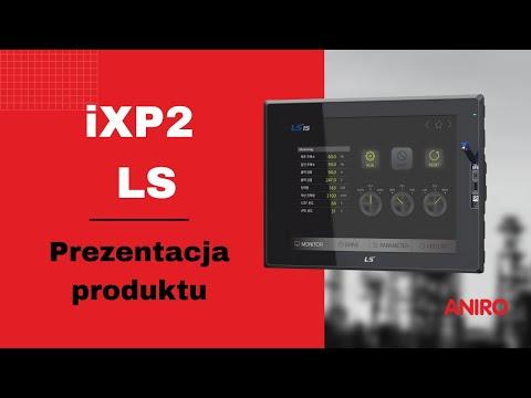 Panel HMI serii IXP2 LS - zdjęcie