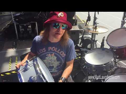 Session Drummer Matt Laug   THE LAUG BLOG