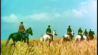 """The Song of the Plains"" - The Alexandrov Red Army Choir (1965)"