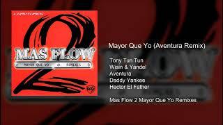Mayor Que Yo (Aventura Remix)