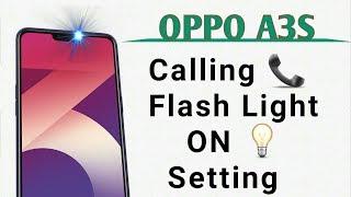 oppo a3s call flash setting - Thủ thuật máy tính - Chia sẽ kinh
