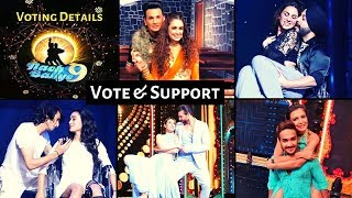 Nach Baliye 9 VOTE: Give Support by Voting Missed Call Nos.