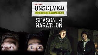 Unsolved Supernatural Season 4 Marathon