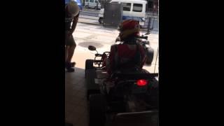 公道を走れるカート「X-Kart」で三田を爆走(出発編)