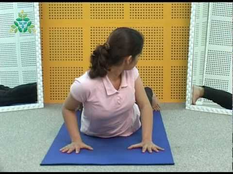 Tiryaka Bhujangasana Swaying Cobra Pose, Method, Benefits ...