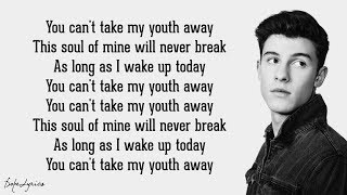 Youth   Shawn Mendes Ft. Khalid (Lyrics)