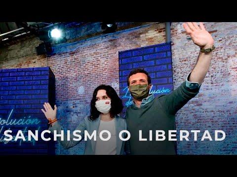 Sanchismo o Libertad