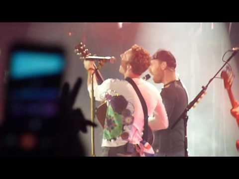 Coldplay - Midnight/Charlie Brown (HD)(Live @ Wembley Stadium, London. 15/06/2016)