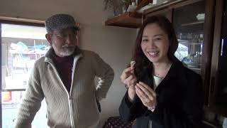 【ひろこの「おじゃまします!おもしろ県民さん」】峯森さん_干し菊芋の作り方