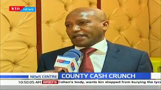 Meru County facing uncertain times due to financial problems