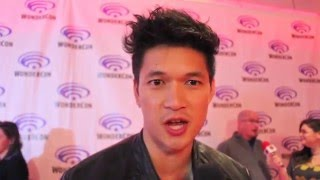 Shadowhunters: Harry Shum Jr. Interview at WonderCon 2016