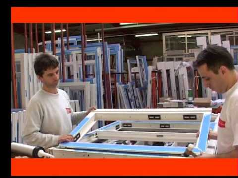 Fabrication de menuiseries PVC sur-mesure MERCIER-DAVID