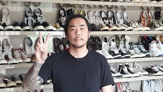 Collecter Ep2 บุกบ้านนักสะสมรองเท้า 900คู่แฟนพันธ์แท้ Converse ปี2012[ConverseCollecter][Event Tour]