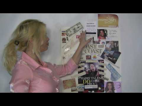 I Put $1 Million Dollars On My Vision Board! It Happened!