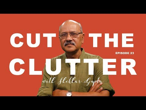 Shekhar Gupta simplifies the great RBI vs Modi govt fight: Cut the Clutter
