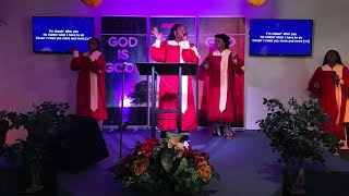 RCCG, This is Your House by Don Moen