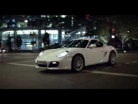 Porsche Cayman S - 2010 OFFICIAL ADVERT