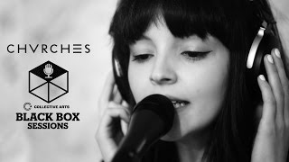"CHVRCHES - ""Leave A Trace"""